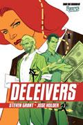 DECEIVERS TP VOL 01