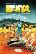 KENYA GN VOL 01 APPARITIONS