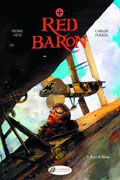 RED BARON GN VOL 02 RAIN OF BLOOD