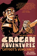 CROGAN ADVENTURES COLOR GN CATFOOTS VENGEANCE