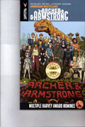 ARCHER & ARMSTRONG TP VOL 06 AMERICAN WASTELAND