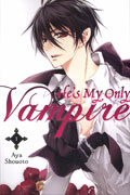 HES MY ONLY VAMPIRE GN VOL 01