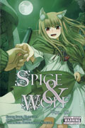 SPICE AND WOLF GN VOL 10 (MR)