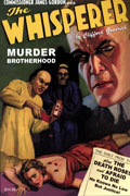 WHISPERER DOUBLE NOVEL VOL 07 MURDER BROTHERHOOD & AFRAID TO