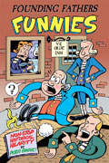 FOUNDING FATHERS FUNNIES HC
