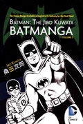 BATMAN THE JIRO KUWATA BATMANGA TP VOL 03 (OF 3)