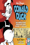 WALT DISNEY DONALD DUCK NEWSPAPER COMICS HC VOL 02