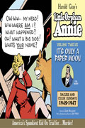 COMPLETE LITTLE ORPHAN ANNIE HC VOL 12