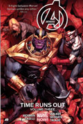 AVENGERS TIME RUNS OUT TP VOL 03