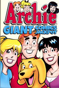 ARCHIE GIANT COMICS JACKPOT TP