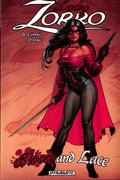 LADY ZORRO BLOOD & LACE TP