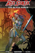 RED SONJA BLACK TOWER TP