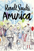 RONALD SEARLE AMERICA HC