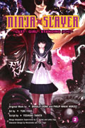NINJA SLAYER GN VOL 02 LAST GIRL STANDING (MR)