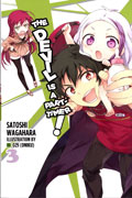DEVIL IS PART TIMER LIGHT NOVEL VOL 03