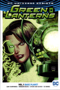GREEN LANTERNS TP VOL 01 RAGE PLANET (REBIRTH)