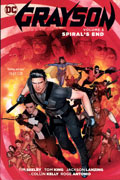 GRAYSON TP VOL 05 SPYRALS END