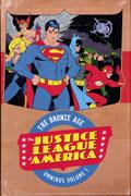 JUSTICE LEAGUE OF AMERICA BRONZE AGE OMNIBUS HC VOL 01