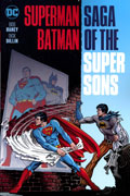 SUPERMAN BATMAN SAGA OF THE SUPER SONS TP NEW ED (RES)