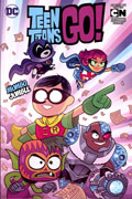 TEEN TITANS GO TP VOL 03 MUMBO JUMBLE