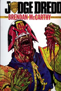 JUDGE DREDD BRENDAN MCCARTHY COLLECTION HC