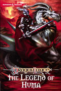 DRAGONLANCE THE LEGEND OF HUMA TP