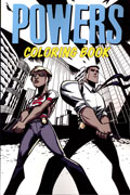 POWERS COLORING BOOK TP (MR)