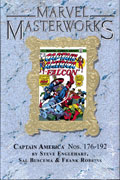MMW CAPTAIN AMERICA HC VOL 09 DM VAR ED 243
