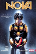 NOVA HUMAN ROCKET TP VOL 02 AFTERBURN