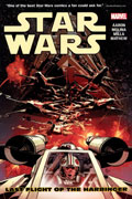 STAR WARS TP VOL 04 LAST FLIGHT OF THE HARBINGER