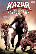 KA-ZAR TP SAVAGE DAWN