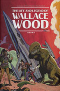 LIFE & LEGEND WALLACE WOOD HC (RES)