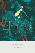 COMPLETE CREPAX HC TIME EATER (MR)