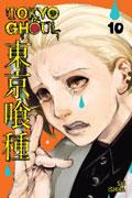 TOKYO GHOUL GN VOL 10 (MR)