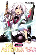 ASTERISK WAR LIGHT NOVEL VOL 02