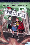 SECRET HERO SOCIETY HC VOL 02 FORT SOLITUDE