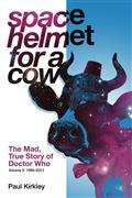 SPACE HELMET FOR COW MAD TRUE STORY OF DR WHO SC VOL 02 1990