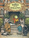 WIND IN THE WILLOWS HC ILLUS DAVID PETERSEN DM EXC (Signed)