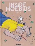 MOEBIUS LIBRARY INSIDE MOEBIUS HC VOL 01