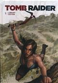 TOMB RAIDER LIBRARY EDITION HC VOL 01