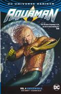 AQUAMAN TP VOL 04 UNDERWORLD (REBIRTH)