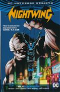 NIGHTWING TP VOL 04 BLOCKBUSTER (REBIRTH)