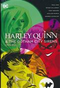 HARLEY QUINN & THE GOTHAM CITY SIRENS OMNIBUS HC
