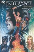 INJUSTICE GODS AMONG US YEAR THREE COMP COLL TP
