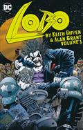 LOBO BY KEITH GIFFEN & ALAN GRANT TP VOL 01