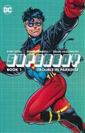 SUPERBOY TP BOOK 01 TROUBLE IN PARADISE