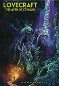 LOVECRAFT MYTH OF CTHULHU HC