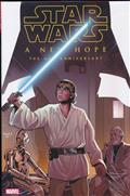 STAR WARS NEW HOPE 40TH ANNIV HC
