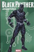 BLACK PANTHER ADVENTURES DIGEST TP