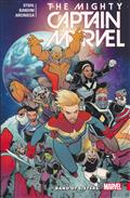 MIGHTY CAPTAIN MARVEL TP VOL 02 BAND OF SISTERS